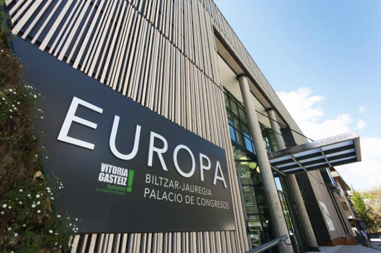 PALACIO DE CONGRESOS EUROPA