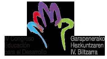 logo IV Congreso Educación para el Desarrollo