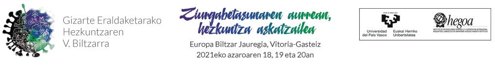 Gizarte Eraldaketarako Hezkuntzaren V. Biltzarra
